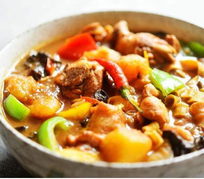 毛记黄焖鸡米饭加盟