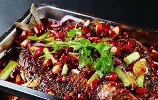 炭火码头烤鱼加盟小餐饮成就大财富