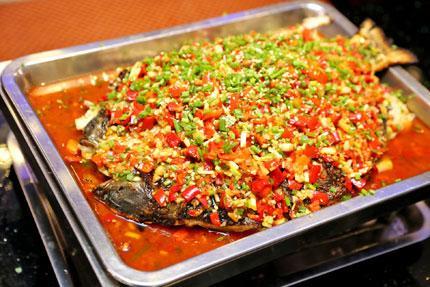江边诱惑烤鱼味道如何