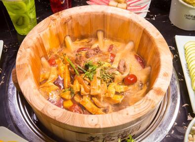 美食密码木桶鱼火锅好不好?