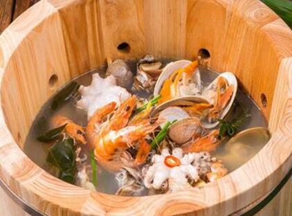 惠州木桶滋滋锅代理 美食密码好项目