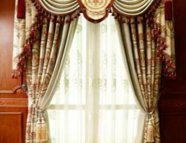欧米妃窗帘