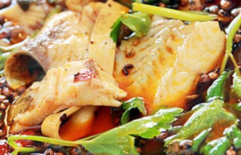 正宗重庆片片鱼