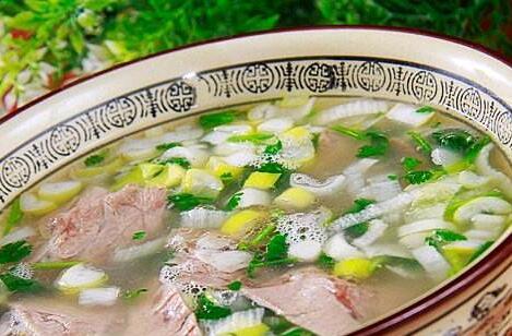 老洛阳牛肉汤