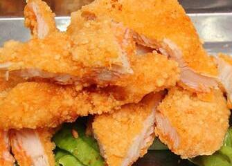 好吃又美味的皇家鸡排加盟,质量有保障。