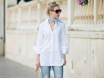 衬衣控女性衬衣