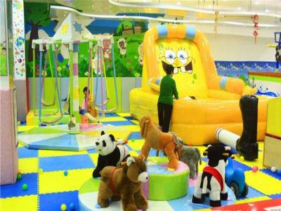 葡萄科技儿童乐园加盟