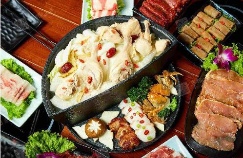 半城山色烤涮火锅加盟怎么样