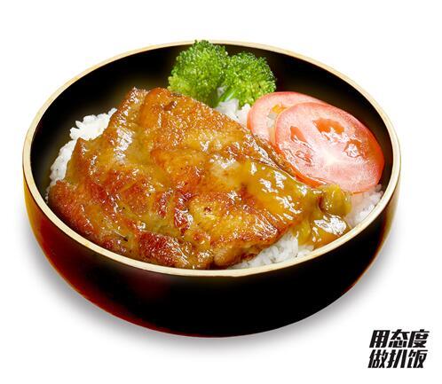 十二稻港式扒饭