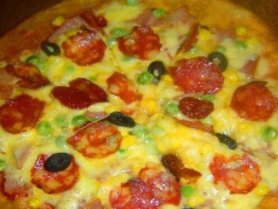 乐萨客披萨产品有什么特色