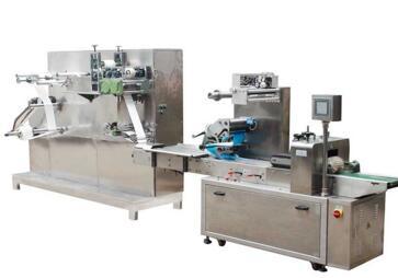 餐饮湿巾生产设备代理哪个好?优选奇星餐饮湿巾机械