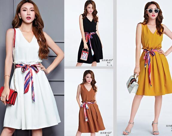 广州女装品牌折扣店加盟