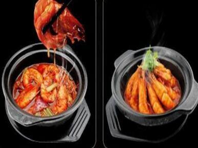 美腩子烧汁虾米饭快餐店开店大概要投资多少?