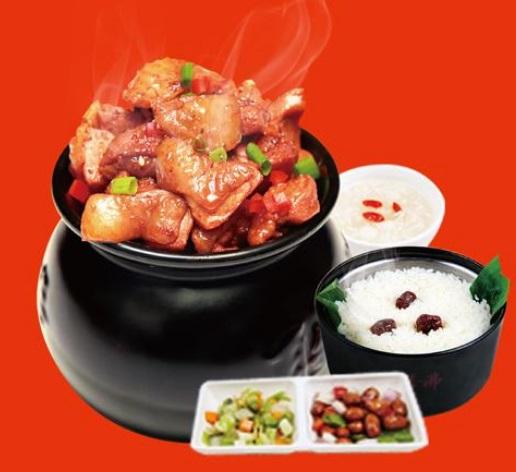 中式快餐加盟投资瓦罐香沸客源稳定很赚钱