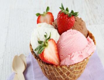 世奇塔卷冰淇淋