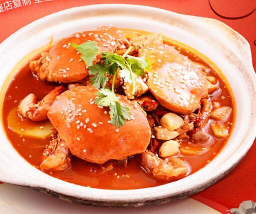 肉蟹煲怎么做好吃?