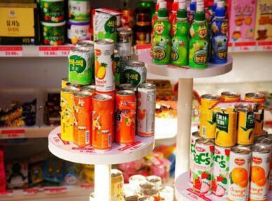 韩味源韩国进口超市