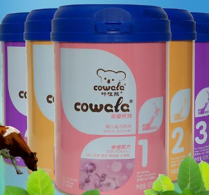 如何代理咔哇熊进口奶粉