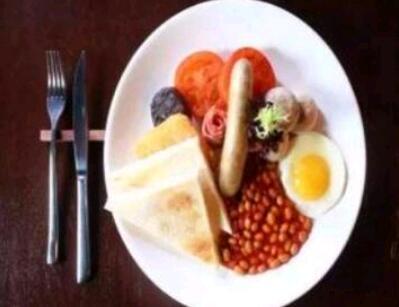 惊奇橱窗早餐