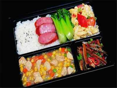 小本投资优秀快餐品牌就选盒聚变快餐