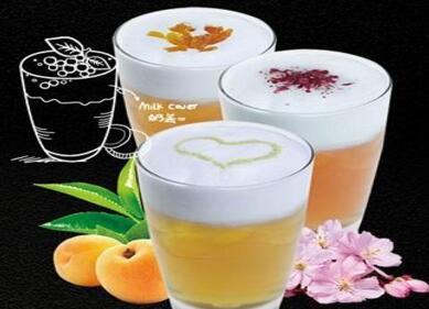重庆开家咖啡爱上茶有市场吗