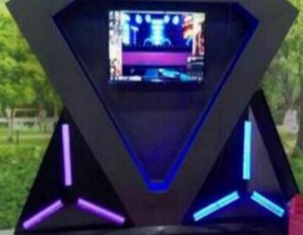 玩美视界VR主题游乐馆