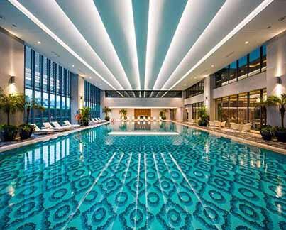 开一家快乐梦想城游泳馆需要多少钱
