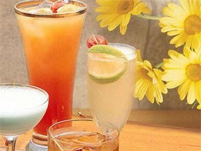 花果戏奶茶