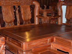 至尊红木工艺品产品
