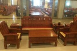 展邦红木家具产品