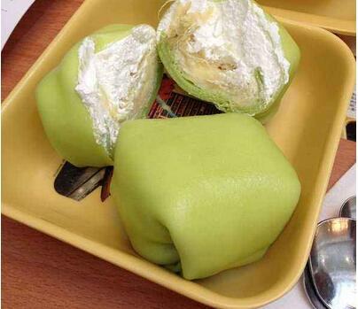 榴莲诱惑甜品