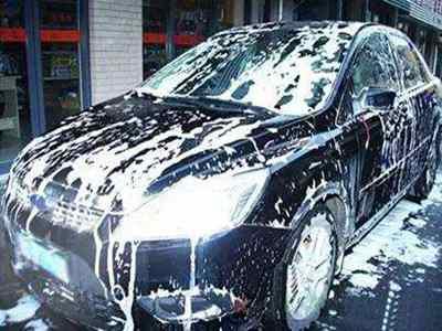 洗得洗车加盟投资大吗
