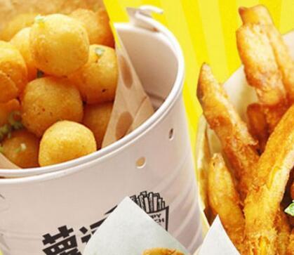薯逗美食小吃投资盈利高