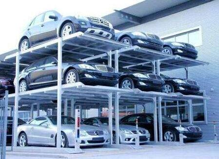 九路泊车停车设备