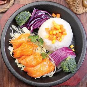 蝦配米飯好吃嗎