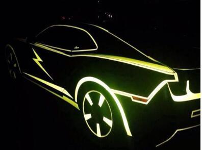 萤火虫电光漆
