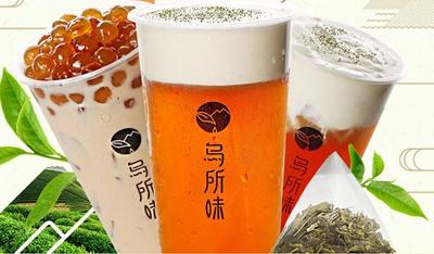 中国饮品加盟