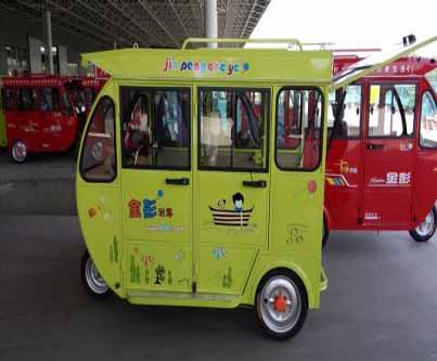 在二三线城市开家金彭电动车加盟店要准备多少钱