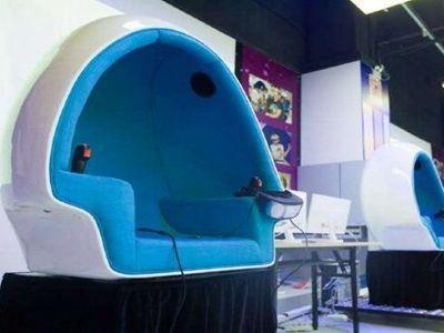 室内娱乐项目加盟就来欢乐星空VR新乐园