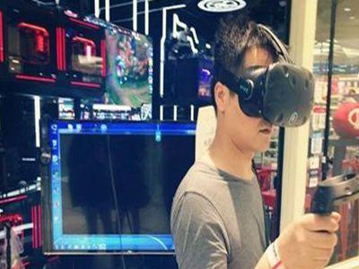 优秀娱乐加盟项目就在欢乐星空VR新乐园