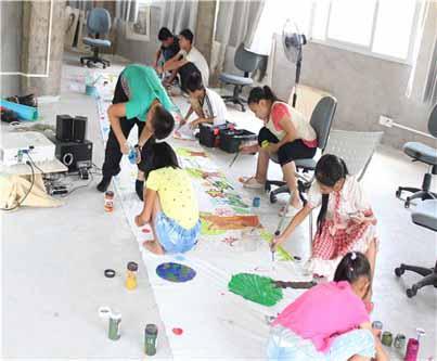 新艺代美术培训加盟流程有哪些