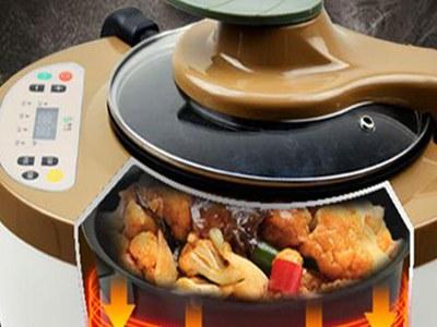 御禾灵炒菜机器人