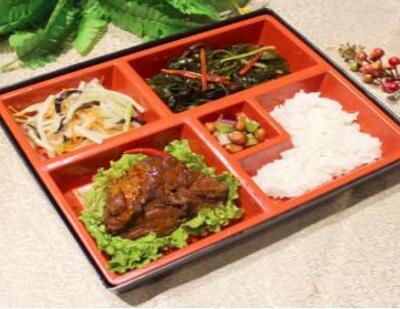 中式快餐店菜品哪家好?醉棒大骨饭菜品怎么样?图片