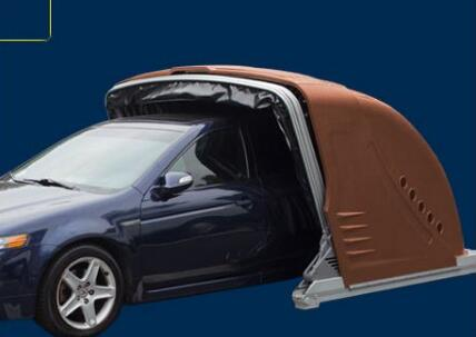 平安巢智能移动车库