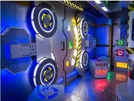 塔咖机械密室