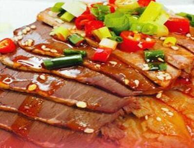 三金酱肉熟食