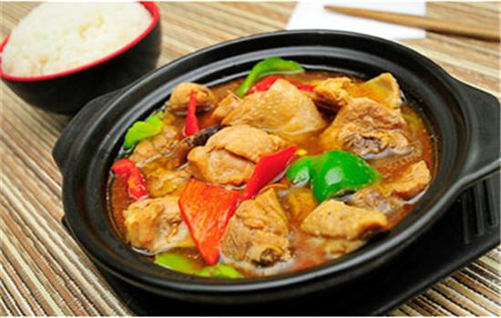 味靠味黄焖鸡米饭