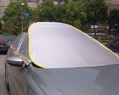 汽车用品加盟爱车保姆汽车清凉罩前景如何