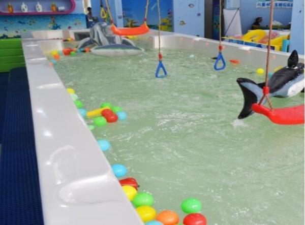 婴儿游泳馆投资多少钱