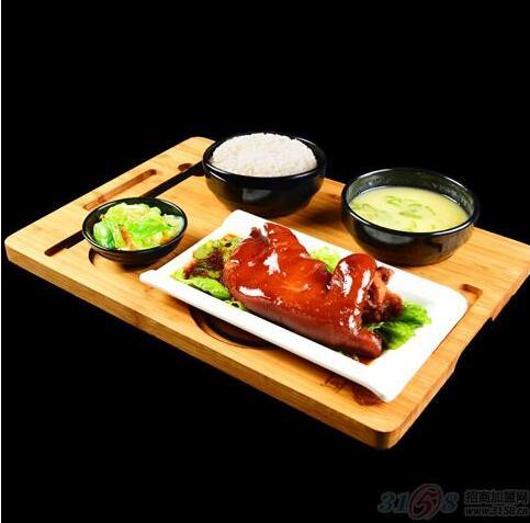 开中式快餐怎么样